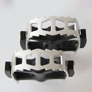 China Wholesale Light Plastic Bicycle Pedal for Road/City Bike