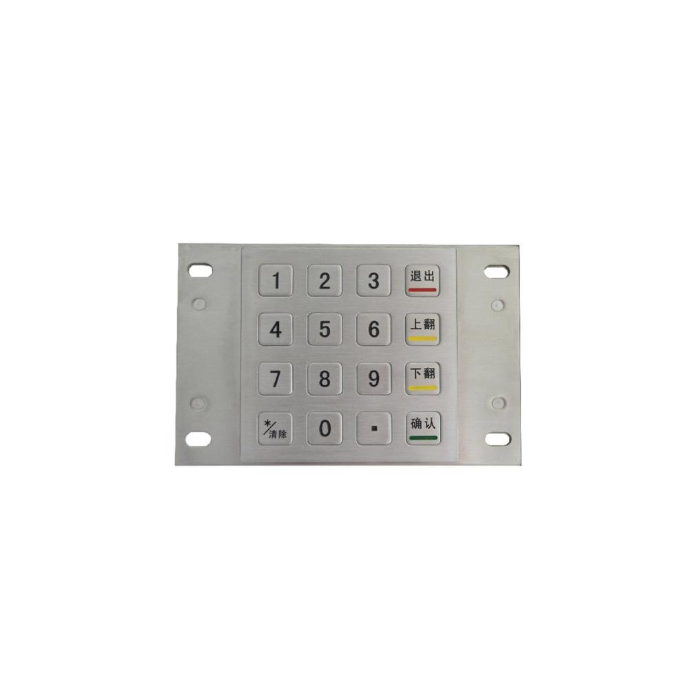 Metal Membrane Keypad Suppliers And Tactile Waterproof Dome Switch With Pcb Circuit Board Manufacturers At