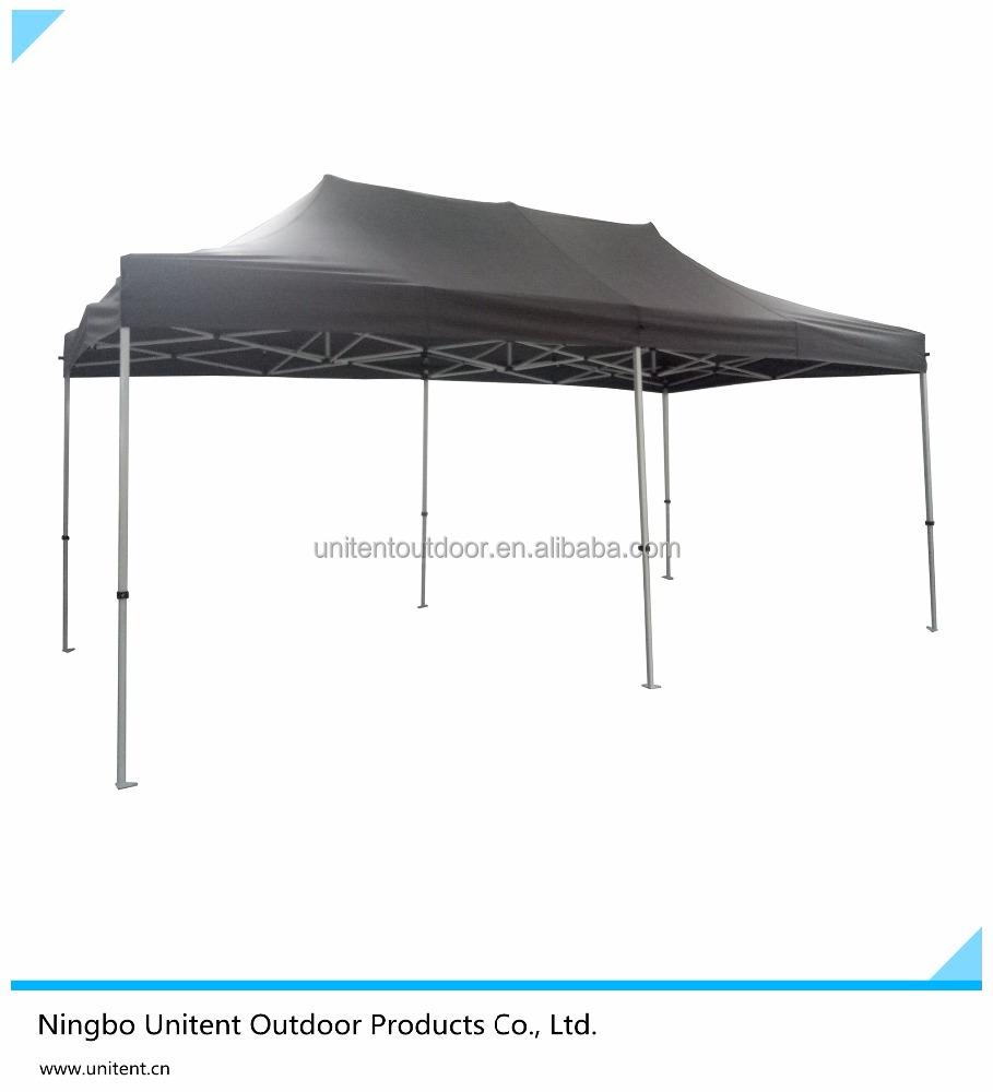 Garden PVC PE Gazebo Marquee Party Tent Wedding Canopy 3x6m Multi Function Green