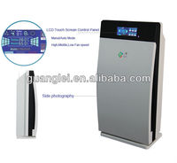 Guanglei LCD Touch Screen UV Printer Home and Bedroom Use Air Purifier Clean PM2.5 and Smog GL-8138