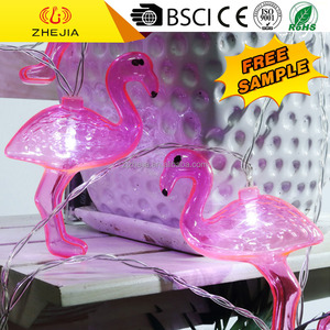 rope light manufactures black bats shape battery micro led string lights and pink flamingo light plastic