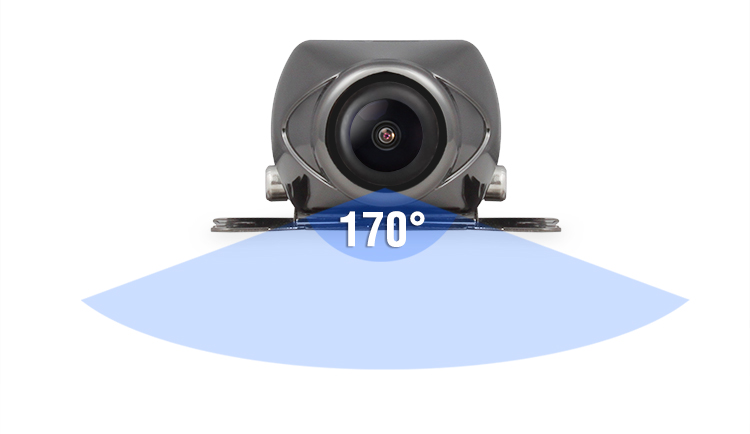 170 viewing angle best hidden car reverse back up camera