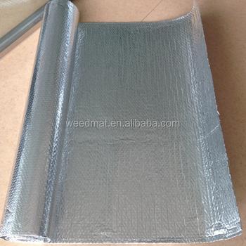 Single Bubble Foil Wrap Insulation Under Metal Roof - Buy ...