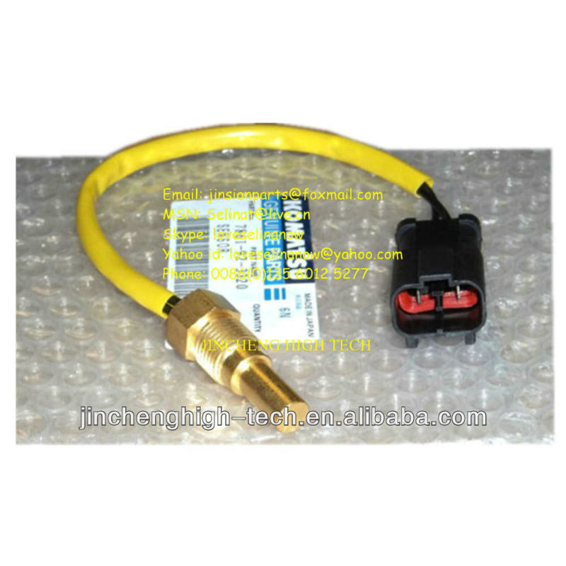 Water Oil temperature TEMP sensor,7861-92-3320 for Komatsu equipments