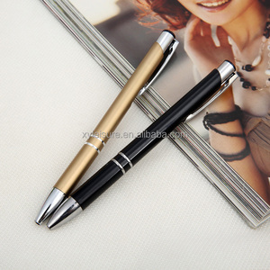 custom aluminium pen plastic pen private label metal pen
