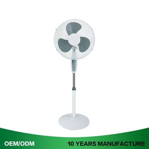 20 Inch Industrial Fan Power Consumption With Ce Approval Stand Fan