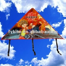 promotional large delta kite