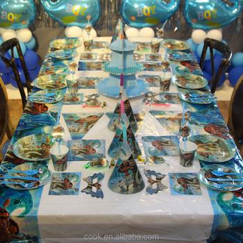 Moana Party Set Birthday Theme Decoration Setfactory Price