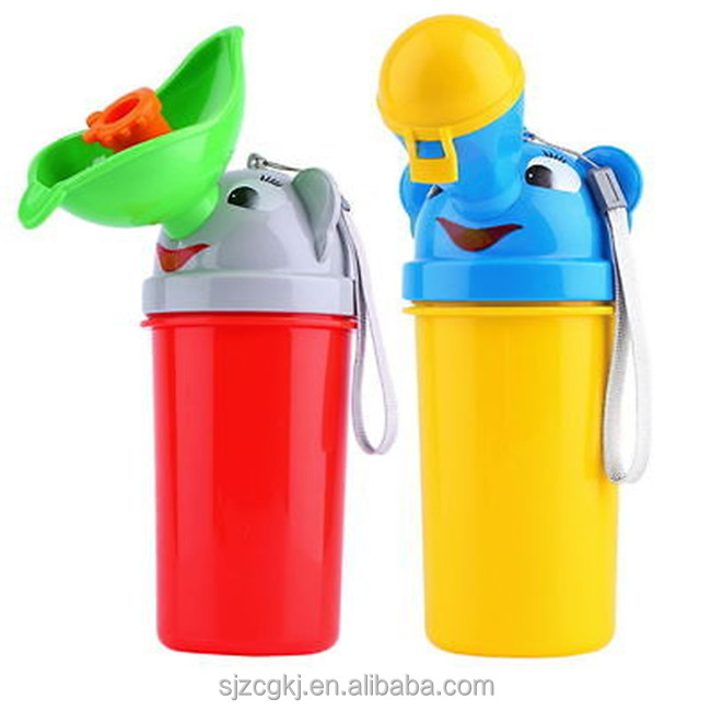 New design kids Portable Urine collector / child toilet urinals / baby infant potty children's toilets