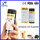 Rapid ketone Test Strip Device Saliva urine One Step Medical ketone Rapid Test Kit URS-1K FDA,CE