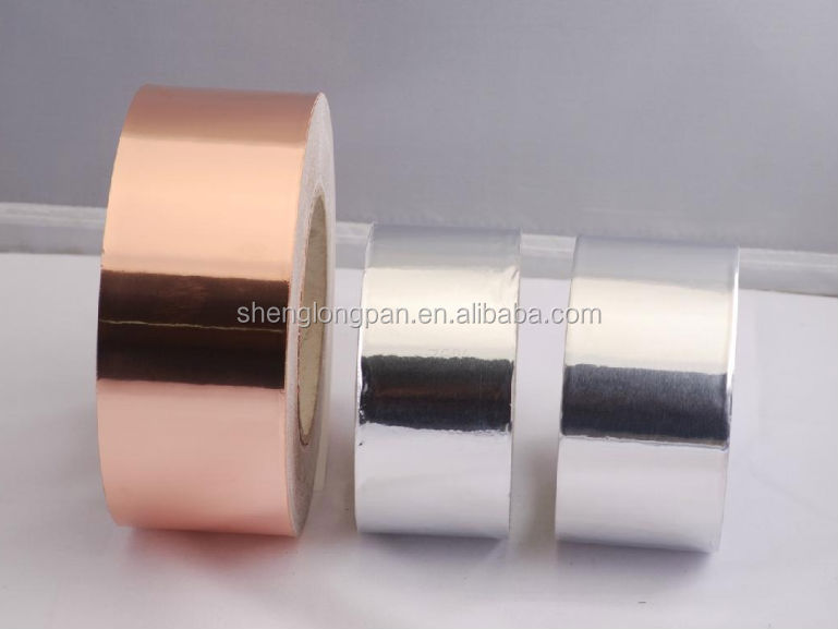 Cable Shield Copper Mylar Laminate Tape