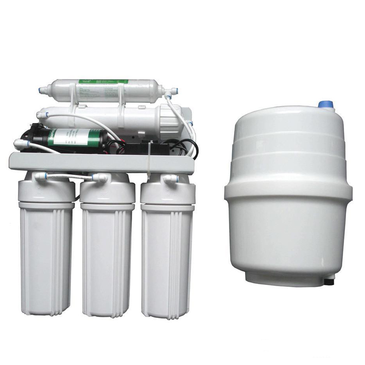 Precio barato 50gpd galones por d a port til de casa - Filtro de agua precio ...