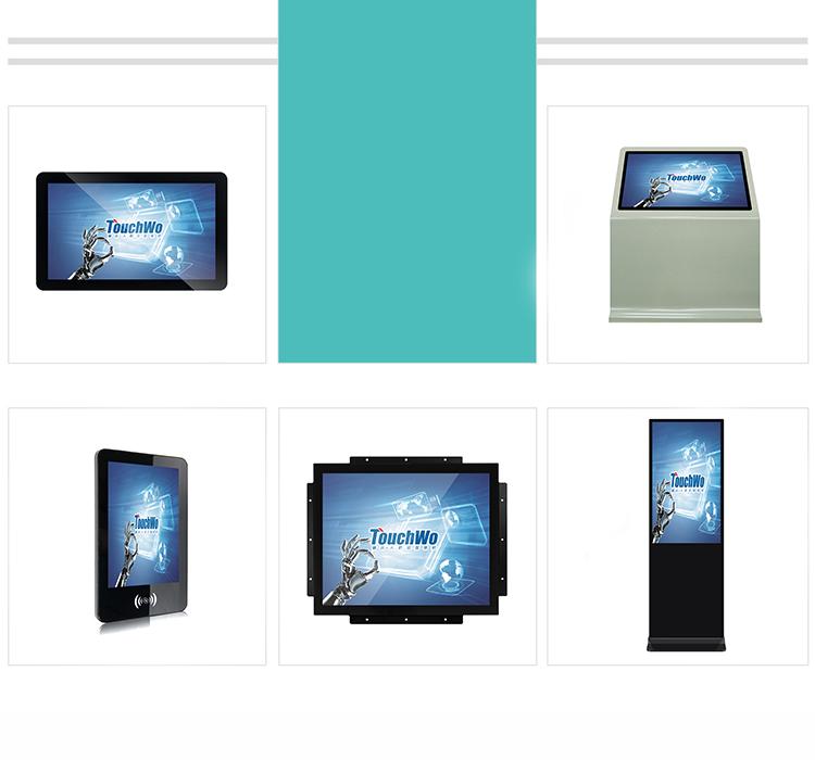Hot Bán 23.8 27 Inch Màn Hình Máy Tính Tất Cả Trong Một PC Màn Hình Cảm Ứng Máy Tính Để Bàn