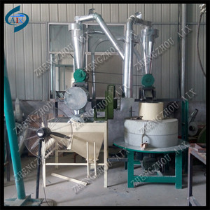 Electric high quality stone mill for grain/stone grain mill/stone flour mill with low price