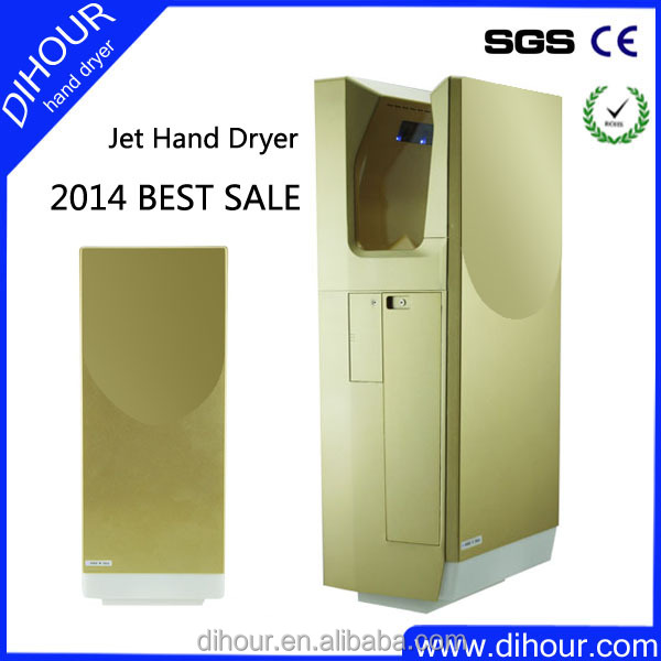 Washroom Hygienic UV Double-sided Jet Hand Dryer