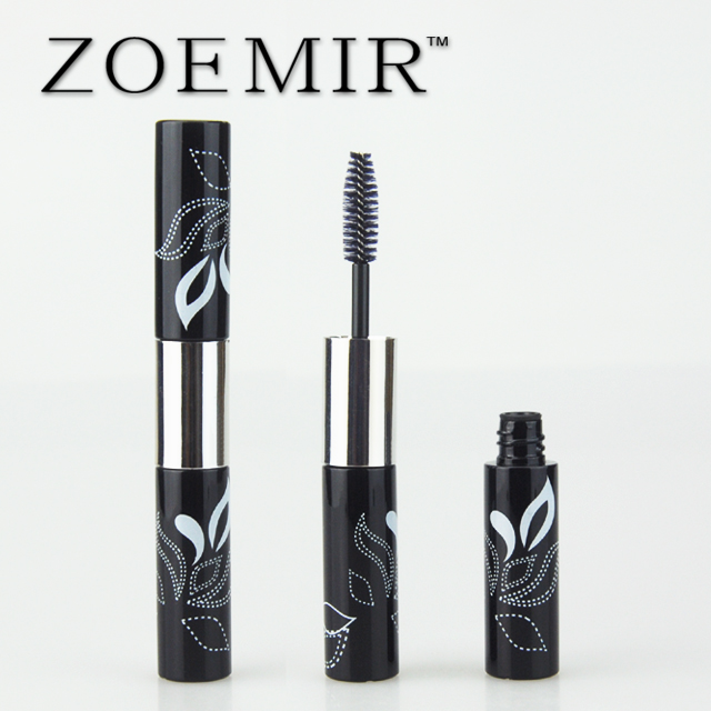 Makeup packaging serum bottle duo mascara /eyeliner tube