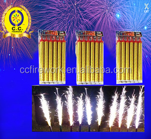 10cm-30cm happy birthday candle fireworks/cold fireworks