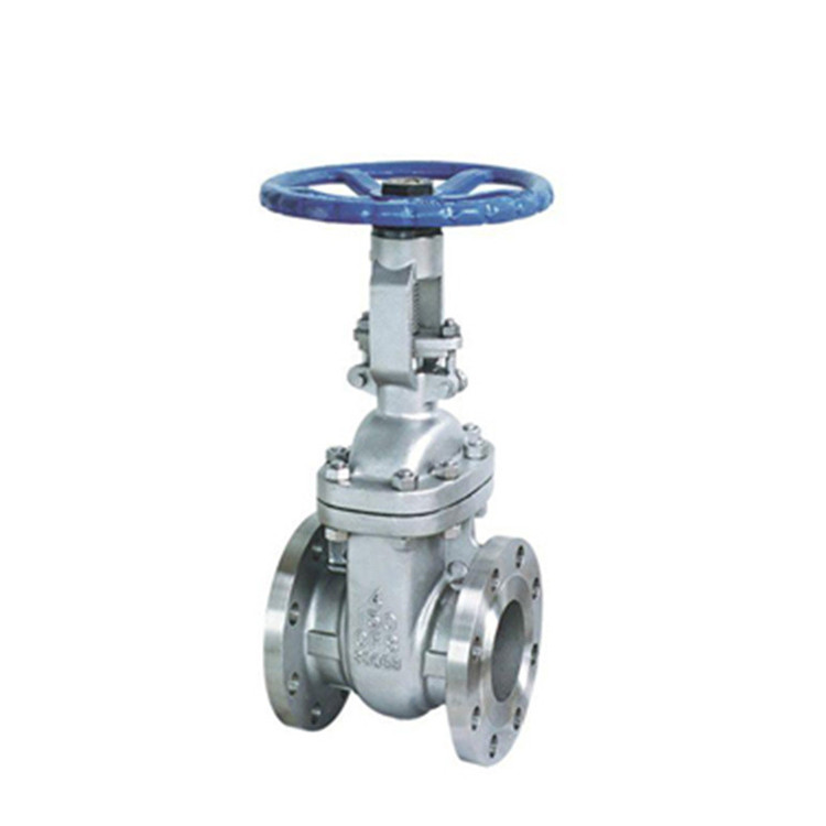 Flange-ends double seal bronze gate valve