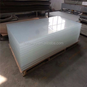 2 50mm thick acrylic sheets for aquarium clear high glossy cast