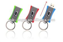 usb gift key chain U073 1gb usb flash drive