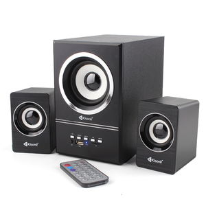 2.1-channel Multimedia Home Speaker Sound Systems with Blue tooth/FM/USB/Remote