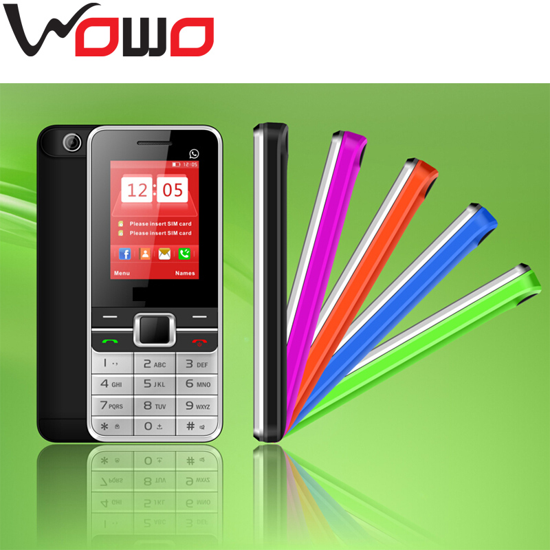 2016 low price china mobile phone cell phone moble colorful unlocked bar phone