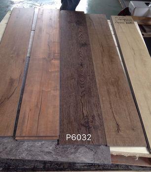 Plastic Pvc Flooring Wood Look
