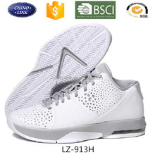 men pu leather basketball shoes sports shoes cushion bag