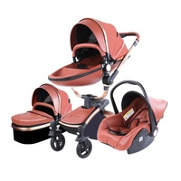 OEM wholesale cheap price doll stroller light weight baby stroller 3 in 1