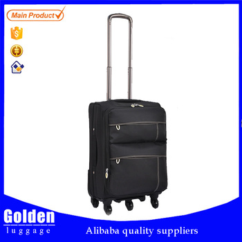 24 Inches Carry On Luggage Aluminum Scooter Luggage/travel Bag ...