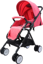 OEM light stroller wholesale Belecoo A8 child pram with EN1888 certificate