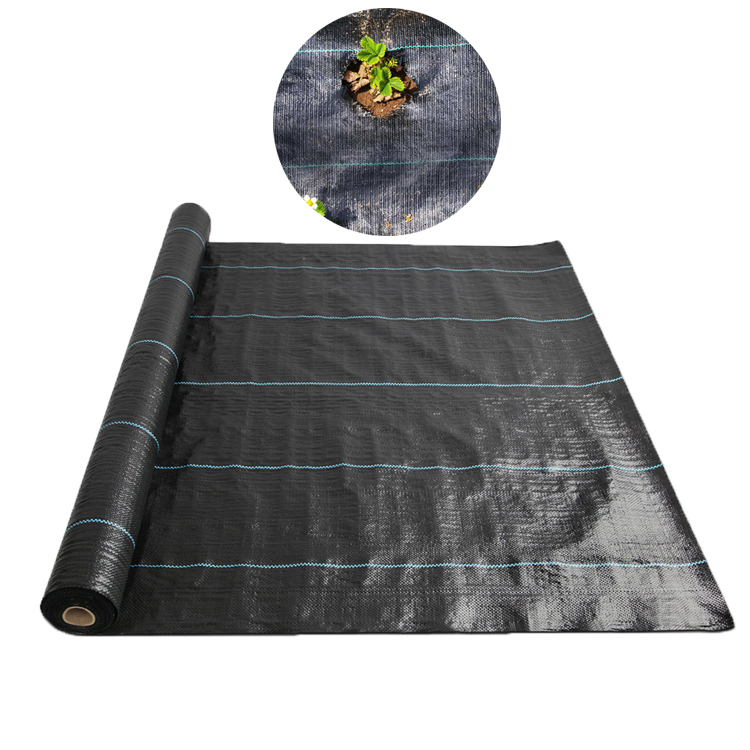 EGP Anti-UV Landscape Fabric PP Woven weed mat