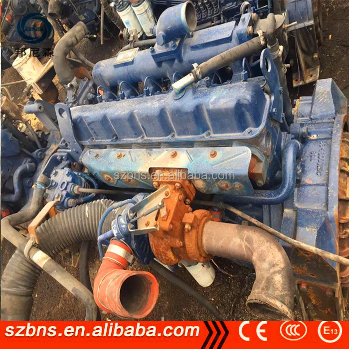 Cargo vessel marine propulsion 1035HP marine diesel engine Yuchai engine