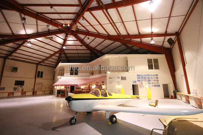 Fast Assembling Prefab Aircraft Hangar Made In China