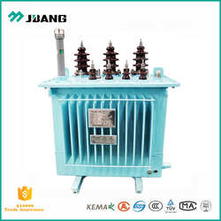 high voltage electrical power distribution transformers with 100kva 11kv input 400v output