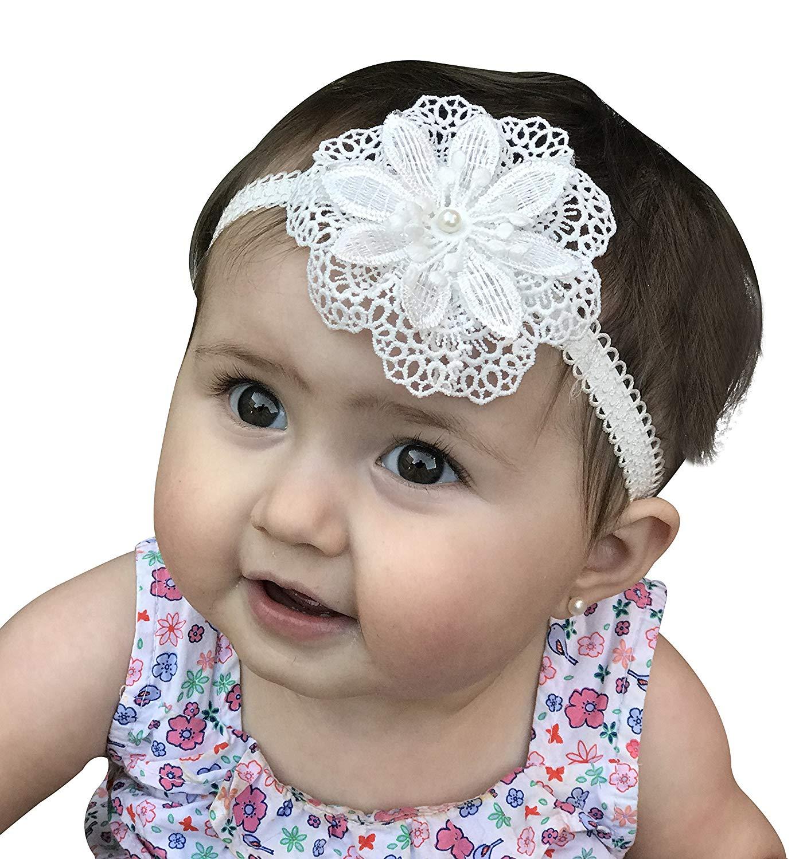 89d88f1e4712 Cheap Ivory Headband Baby