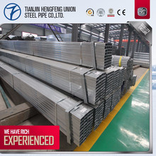 the whole world steel pipe buyer like galvanized square&rectangle steel pipe