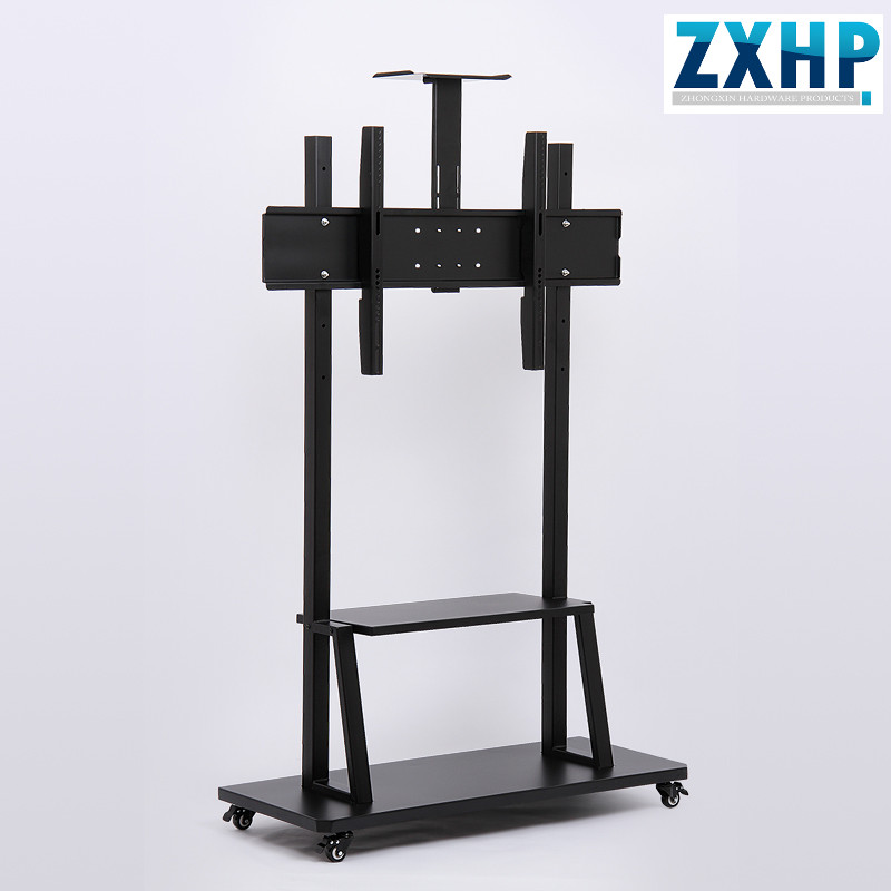 Portable TV Trolley Stand for 42-80 Inch