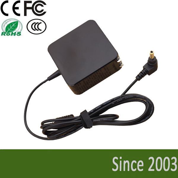 19V 3.42A Laptop Ac Charger for Asus Vivobook S400CA-UH51T a6 a7 a8 f2 f3 f9 w3 u5 N65W-03