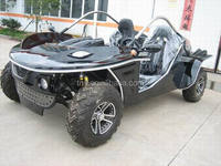 TNS off road single seat buggy go kart whip