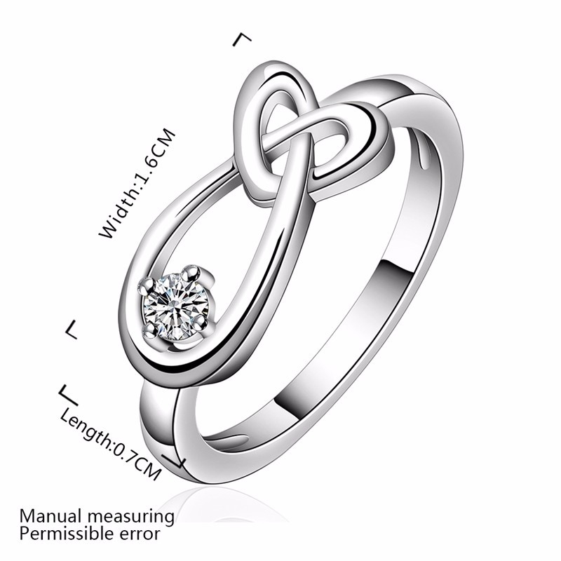 Wholesale Fashion new model wedding ring, Diamond engagement ring, New Design crystal jewely Rings AR-009 Moonso