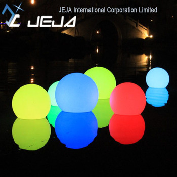 Ball Light For Children Entertainment Color Changing Led Sphere
