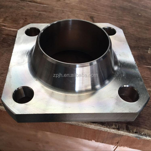ASTM A150 Forged Carbon Steel Square Flange