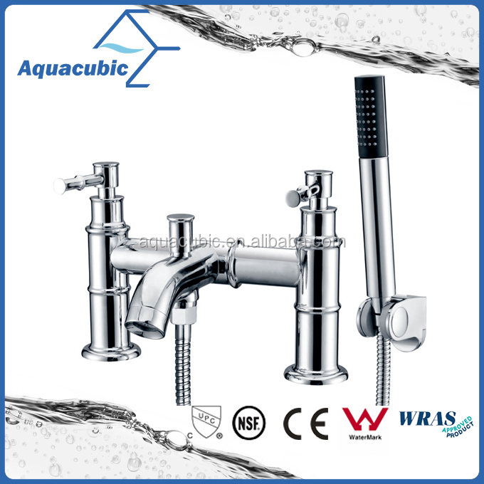 Modern house brass bath shower tap faucet for the bathroom
