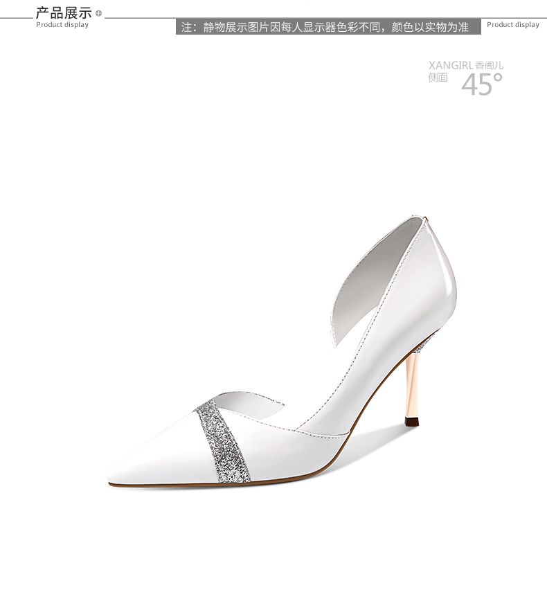 leather shoes genuine heel women wholesale New high lady style bulk gwq7Y