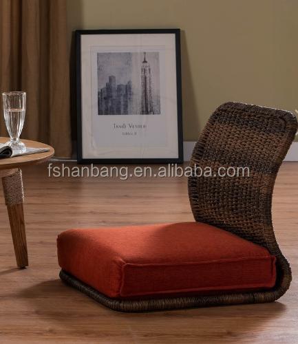 Asia Style Japan Living Room Natural Seaweed Legless Chair Floor Seating  Tatami Furniture - Buy Legless Chair,Floor Legless Chair,Japanese Floor ...
