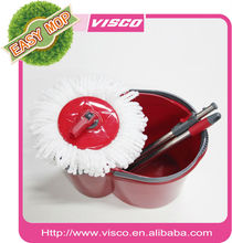 Excellent quality spin mop and bucket,VA360