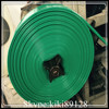 plastic coated delivery pvc 3 inch layflat hose for irrigation