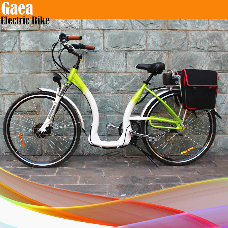 2017 city electric bike/cheap electric bicycle/classical city e bike