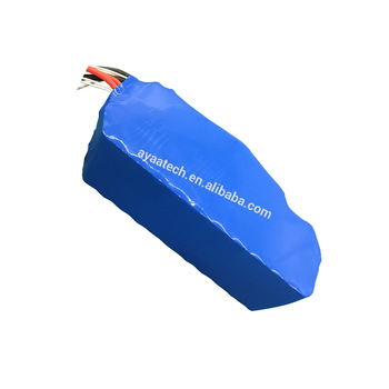 13S4P 48.1V 11.8Ah Li-ion battery pack for